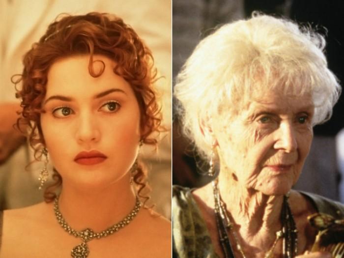 История пожилой Розы из «Титаника». Вы очень удивитесь!