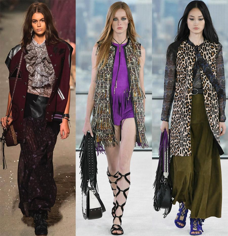 Модные женские жилеты 2019