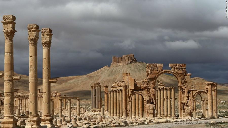 Почему ИГИЛ разрушает древние реликвии?