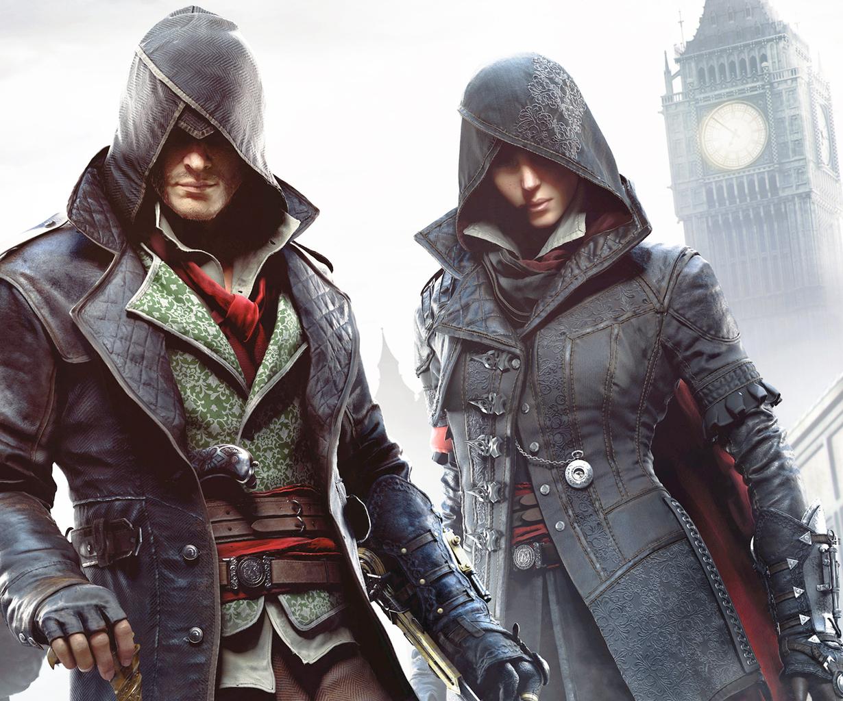 Критики огласили свои оценки игре Assassin's Creed: Syndicate