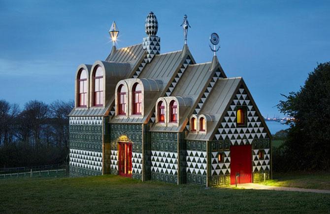 «Пряничный домик» для туристов