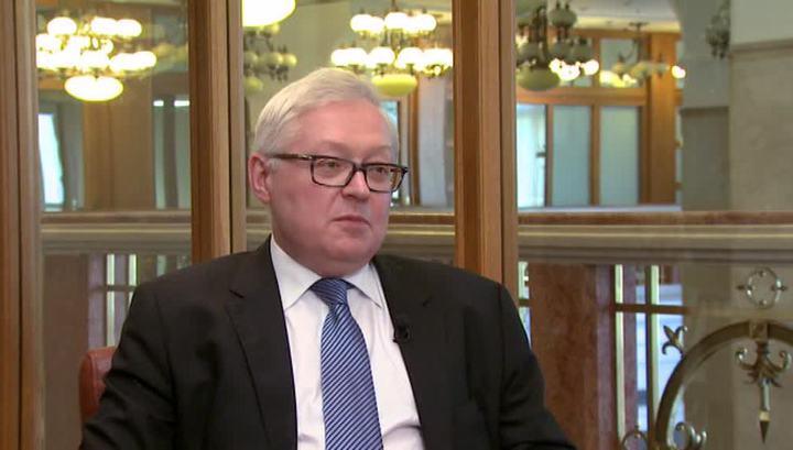Рябков: для ответа на санкции США может быть принят отдельный закон