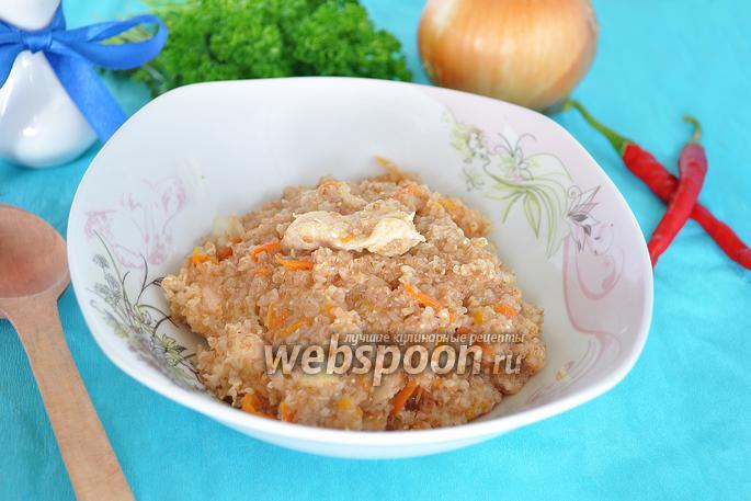 Каша пшеничная пошаговый рецепт