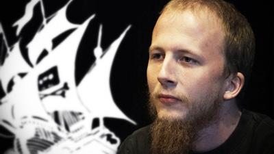 Основатель The Pirate Bay  у…