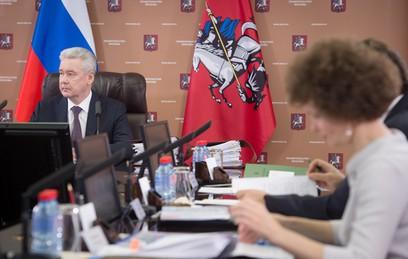 Собянин: результаты ЕГЭ говорят о росте качества московского образования