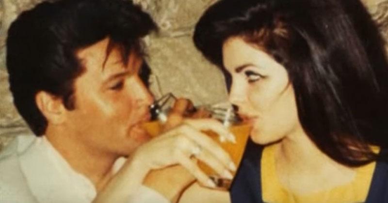 В Сети появились редкие кадры из жизни и творчества Элвиса Пресли. Зрители узнали его с новой стороны!