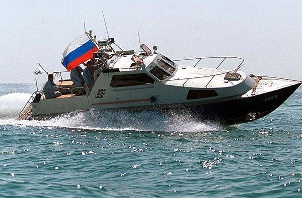 Россия продолжает тщательно и методично бороться с украинским пиратством в Азовском море