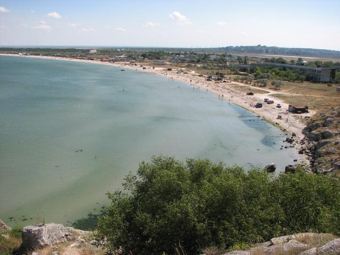 Культовые пляжи России