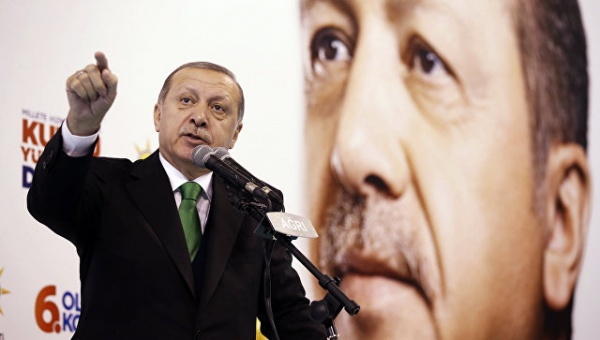 Султана нельзя президента— Турция выбирает