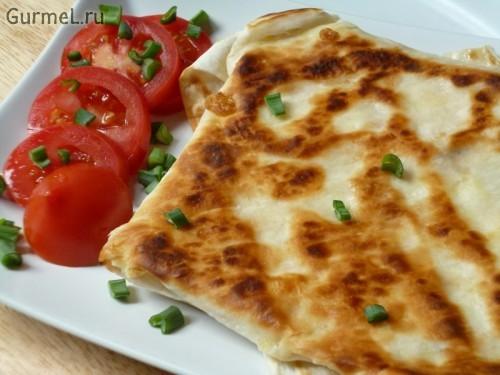 P1110573 500x375 Ёка   гениальный сырный омлет в лаваше   Gurmel