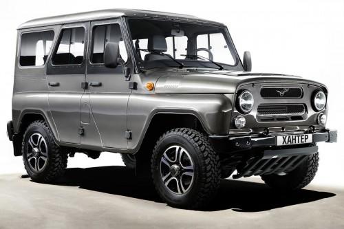 УАЗ разрабатывает автомобили на новой платформе