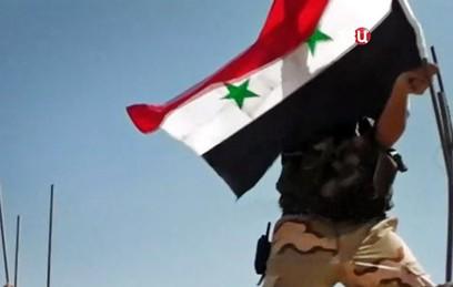 Сирийская армия освободила Дейр-эз-Зор от ИГ