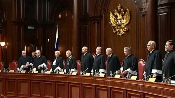 Когда допустим запрос суда в кс о конституционности законов заполнить
