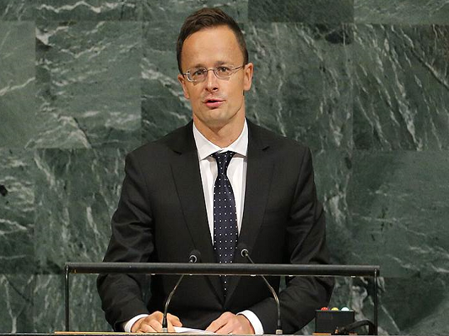 Венгрия не считает страхи Ук…
