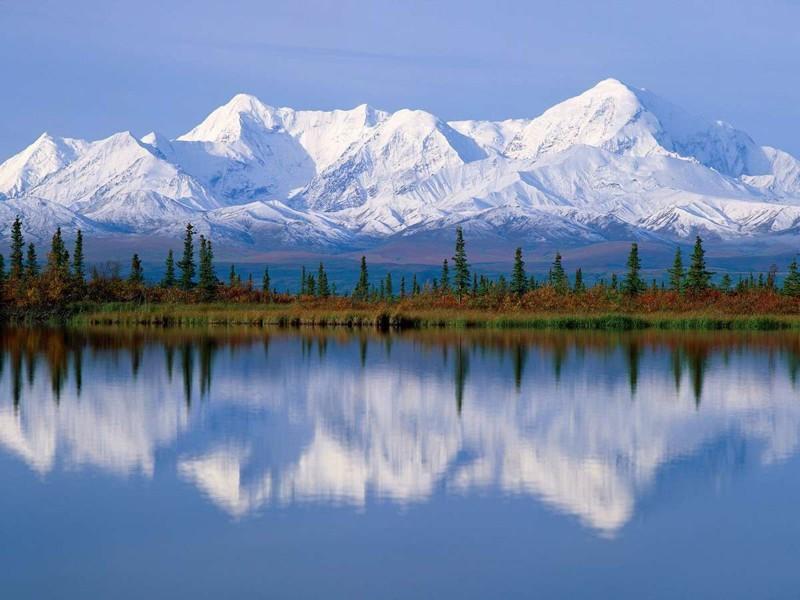Красавица Сибирь