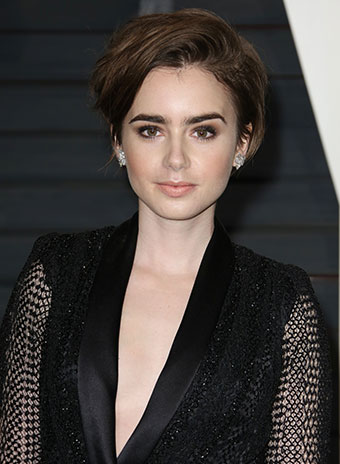 Lily collins dating timeline
