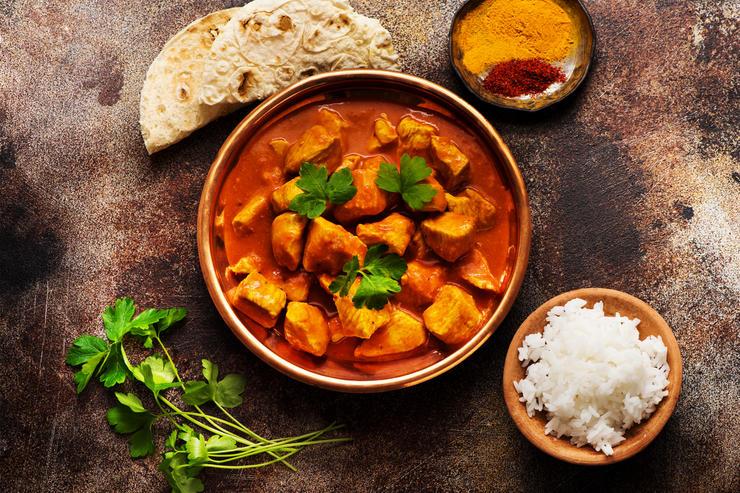 Индийская кухня: рецепт тикка-масала