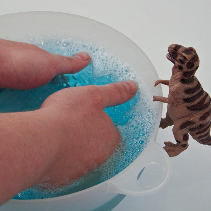 Из силиконового герметика своими руками