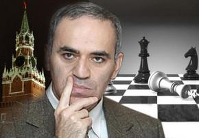 Каспаров рехнулся от зависти…