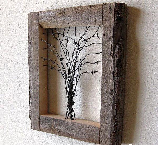 Натуральная красота: идеи для оформления интерьера с помощью дерева