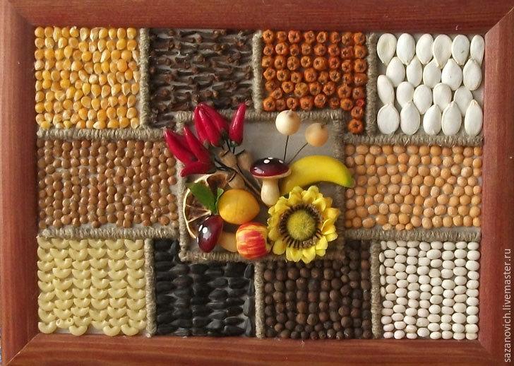Поделки для интерьера своими руками для кухни