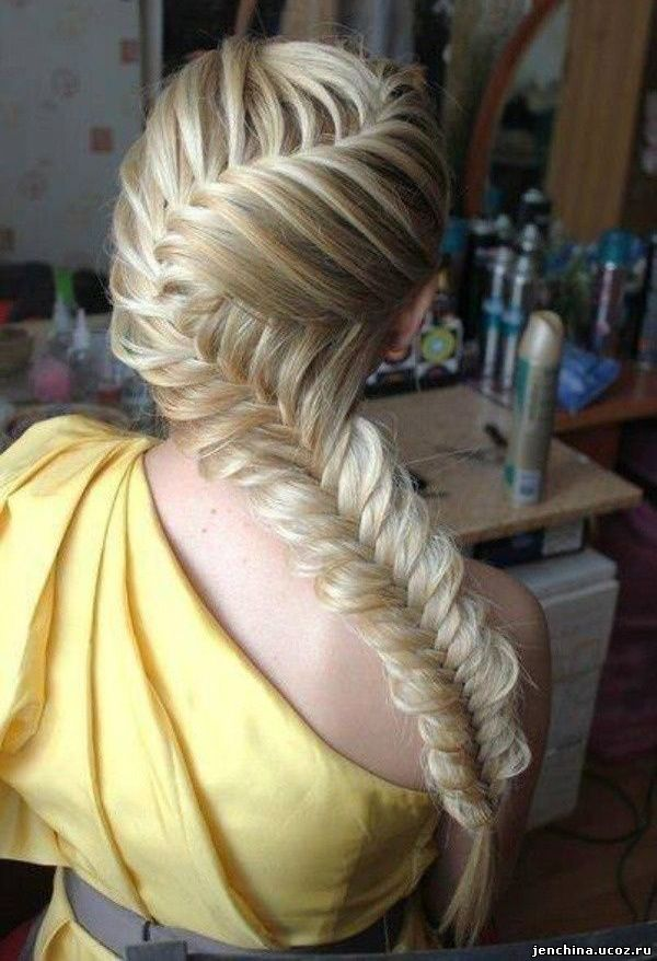 Плетение волос 2015