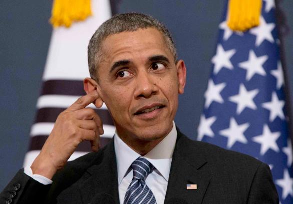 Обама во время пресс-конференции отвернулся от протянутой руки премьера Ирландии. Видео