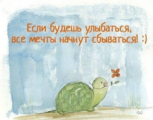 Прикольные фразочки в картинках для позитивного настроя на весь день!
