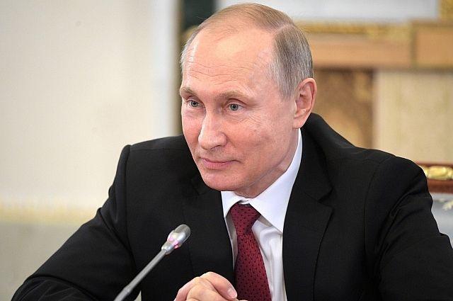 Владимир Путин поприветствовал участников фестиваля «Кинотавр»