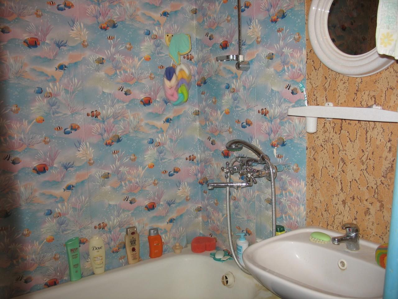 5 способов обновить ванную комнату за выходные - InMyRoom 64