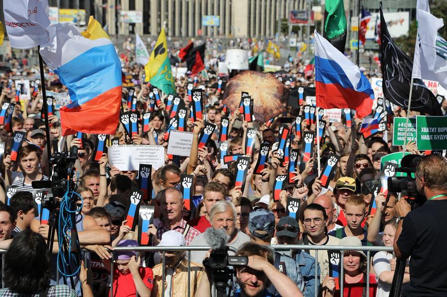 Активисты митингуют, эксперты обосновывают, Дума отдыхает… А где народ?
