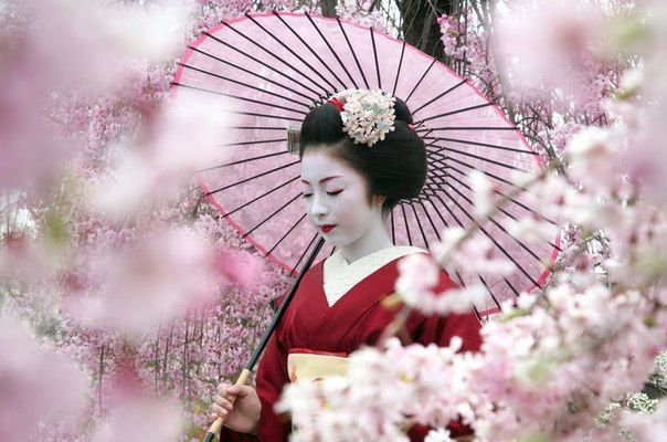 Японские ритуалы красоты