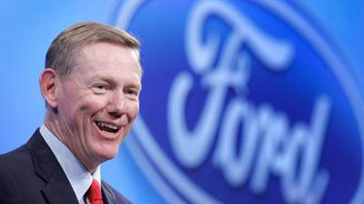 Google взяла на работу бывшего главу Ford