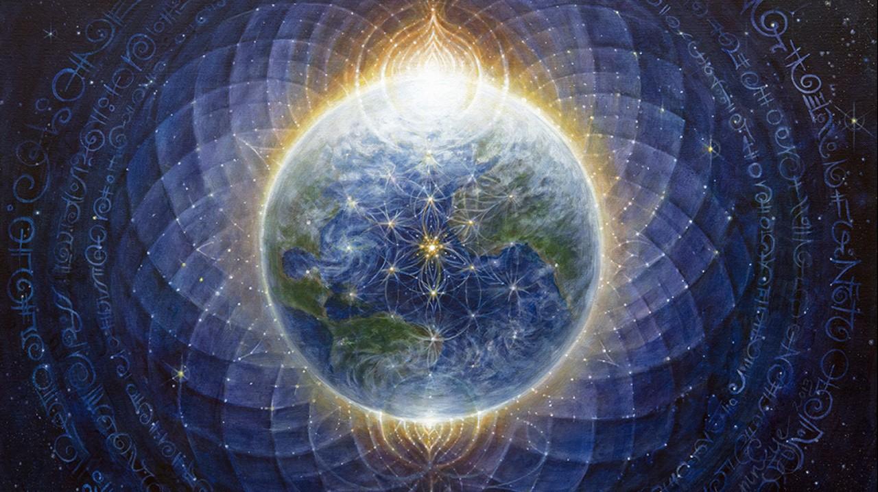 Творческая Медитация И Многомерное Сознание