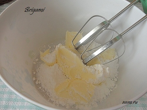 Кексы с грушами
