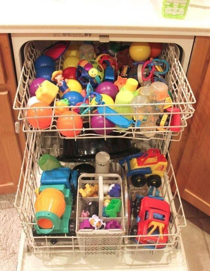Хитрости уборки дома для тех…