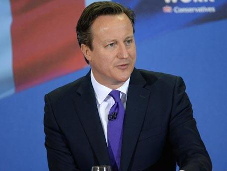 "Британское радио: ""David Cameron has died"""