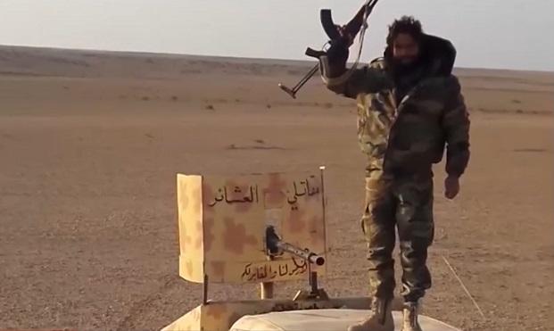 На сторону Асада перешло племя, о жестокости которого ходят легенды