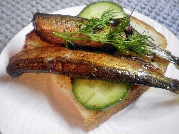 Рецепты со шпротами фото пошагово