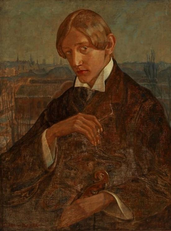 художник Герда Вегенер (Gerda Wegener) картины – 18
