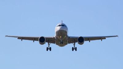 Airbus A319 экстренно сел в …