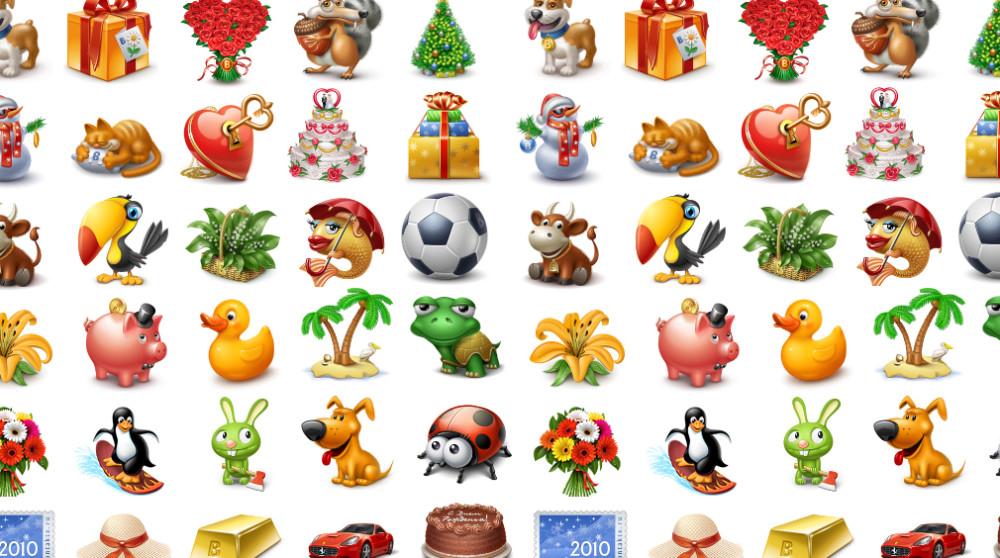 Подарки для вконтакте и одноклассники 733