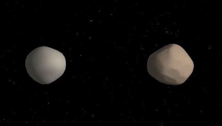 """Не один, а два: странный околоземный астероид """"раздвоился"""""""