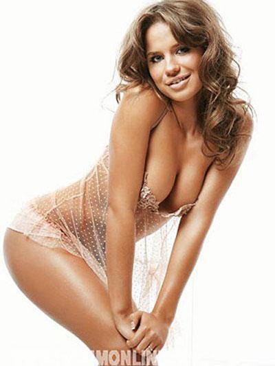 Анна Семенович в журнале Playboy 6 Фото