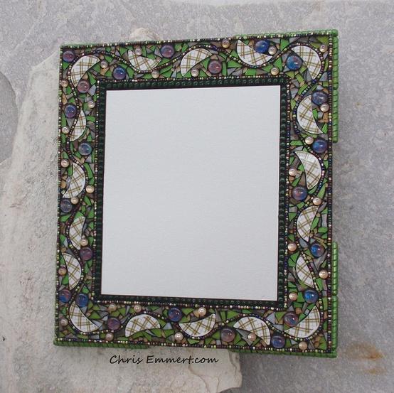 зеркала с мозаикой (41) (554x553, 151Kb)