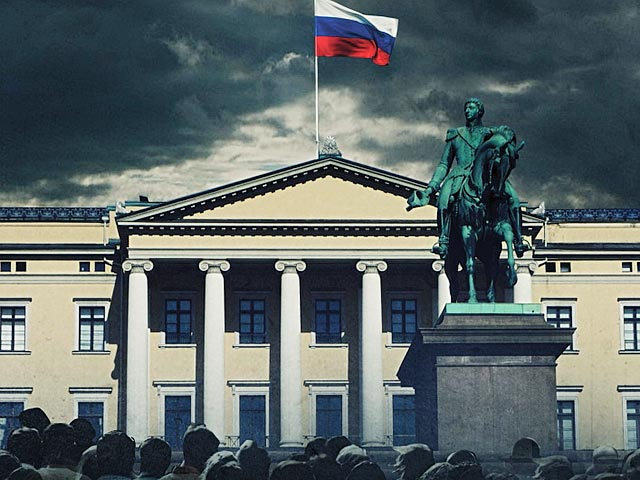 Второй сезон сериала об оккупации Норвегии Россией бьет рекорды по просмотрам