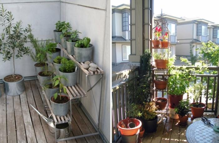 Обживаем балкон..