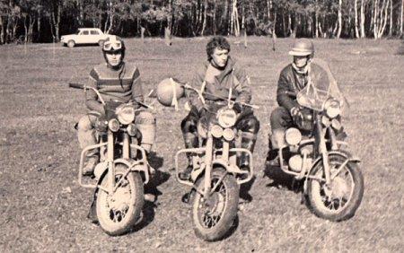 75 лет — не повод прощаться с мотоциклом - Фото 2