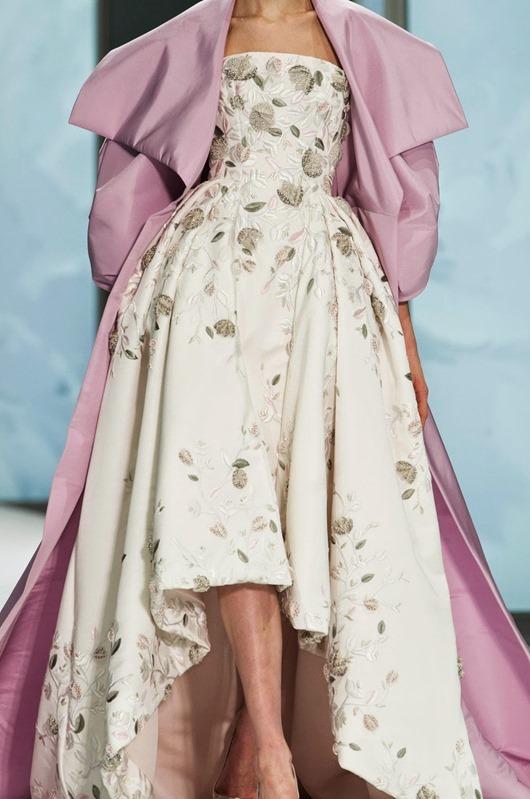 Ослепительные и уникальные вечерние платья от модного дома Ralph & Russo