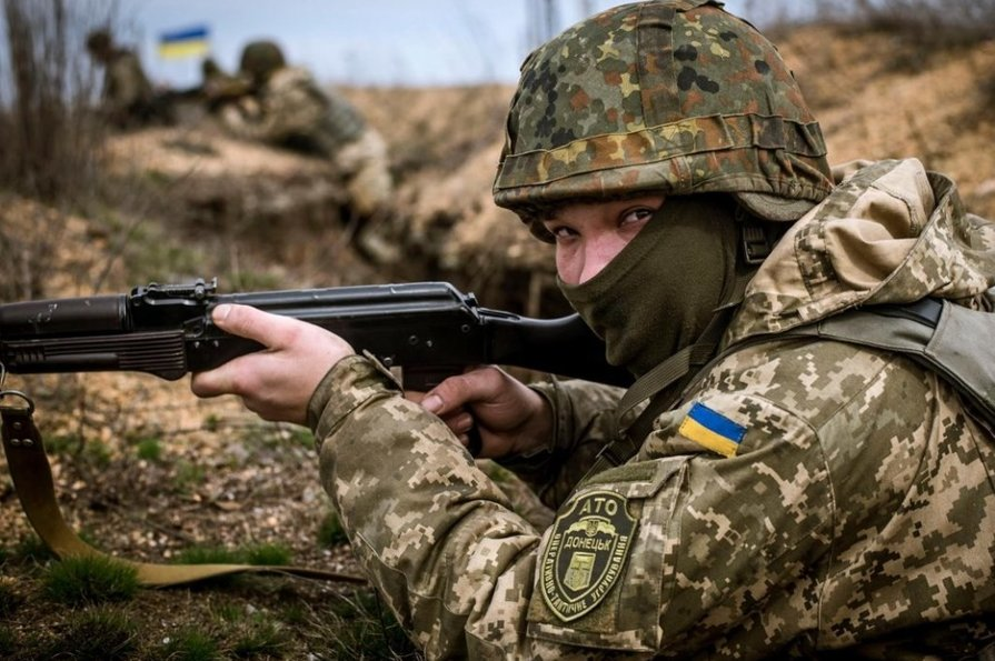 Киевские боевики один раз открывали огонь по ЛНР за минувшие сутки